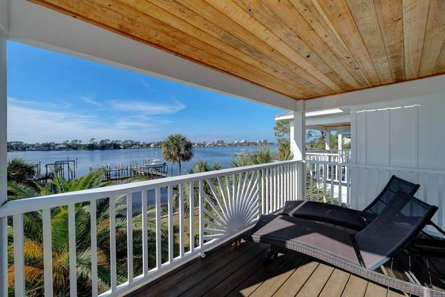 5813 N Lagoon Drive, Panama City Beach, FL 32408 (MLS #865597) :: Luxury Properties on 30A