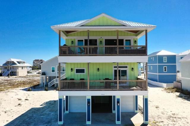 7365 Grand Navarre Boulevard, Navarre, FL 32566 (MLS #865598) :: Berkshire Hathaway HomeServices Beach Properties of Florida