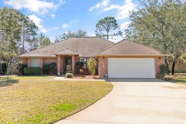 9365 Stonehurst Court, Navarre, FL 32566 (MLS #865600) :: Berkshire Hathaway HomeServices PenFed Realty