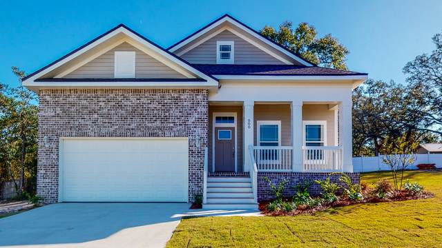 502 Harborview Circle, Niceville, FL 32578 (MLS #865607) :: The Ryan Group