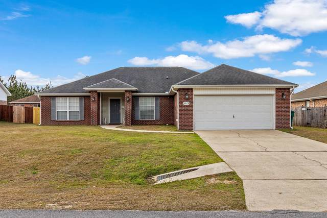 3079 Border Creek Drive, Crestview, FL 32539 (MLS #865610) :: RE/MAX By The Sea