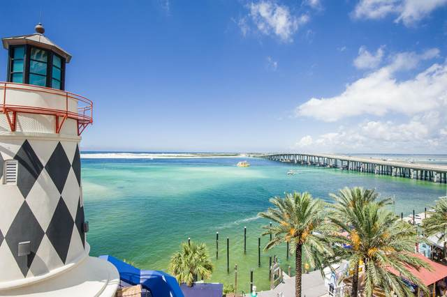 10 Harbor Boulevard Unit W629, Destin, FL 32541 (MLS #865613) :: Counts Real Estate Group