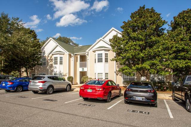 1501 N Partin Drive Unit 237, Niceville, FL 32578 (MLS #865639) :: Beachside Luxury Realty