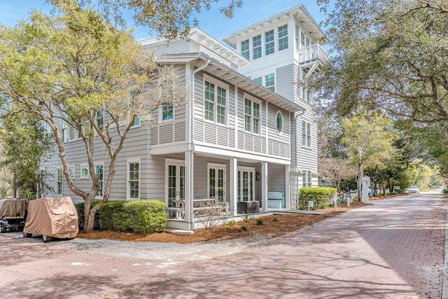 366 Forest Street, Santa Rosa Beach, FL 32459 (MLS #865667) :: Luxury Properties on 30A