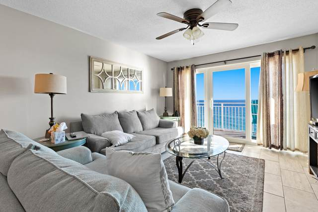 7205 Thomas Drive Unit D703, Panama City Beach, FL 32408 (MLS #865687) :: Berkshire Hathaway HomeServices Beach Properties of Florida