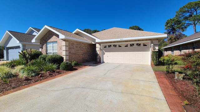 327 Wimico Circle, Destin, FL 32541 (MLS #865689) :: Counts Real Estate Group