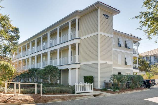 167 SE Brooks Street Unit 203, Fort Walton Beach, FL 32548 (MLS #865698) :: Classic Luxury Real Estate, LLC