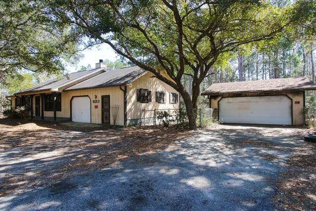 8663 Turkey Bluff Road, Navarre, FL 32566 (MLS #865709) :: Briar Patch Realty