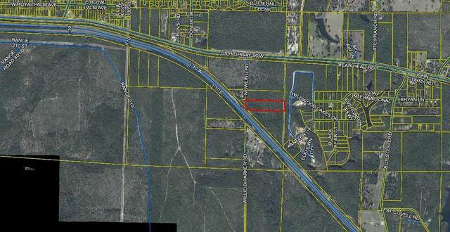 10 acres Nowling Road, Defuniak Springs, FL 32433 (MLS #865731) :: Linda Miller Real Estate