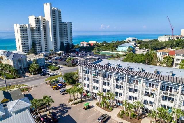 43 Cassine Way #303, Santa Rosa Beach, FL 32459 (MLS #865735) :: Scenic Sotheby's International Realty