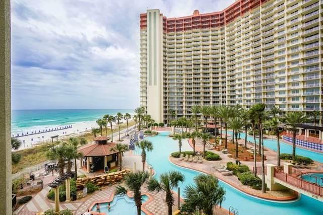 9900 S Thomas Drive #428, Panama City, FL 32408 (MLS #865750) :: Linda Miller Real Estate