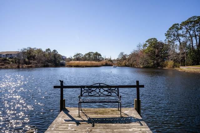 210 Pelham Road Unit 203C, Fort Walton Beach, FL 32547 (MLS #865779) :: Linda Miller Real Estate