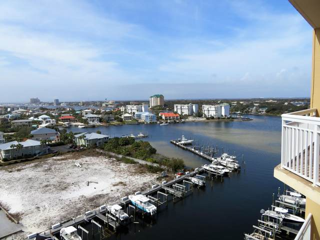 725 Gulf Shore Drive 802B, Destin, FL 32541 (MLS #865791) :: Linda Miller Real Estate