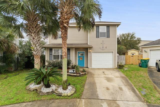 207 Wildcat Court, Destin, FL 32541 (MLS #865793) :: Linda Miller Real Estate