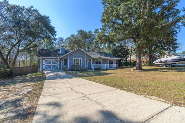 309 Ashley Drive, Crestview, FL 32536 (MLS #865808) :: The Chris Carter Team