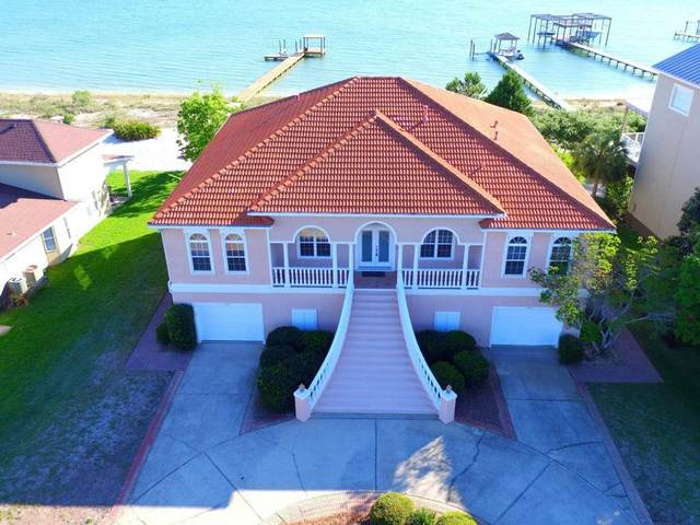 154 Shore Line Drive, Mary Esther, FL 32569 (MLS #865842) :: Linda Miller Real Estate