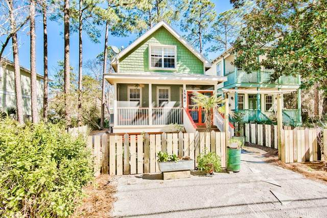 1584 N County Highway 393, Santa Rosa Beach, FL 32459 (MLS #865861) :: Somers & Company
