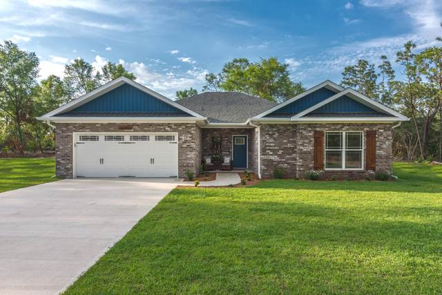 418 Wych Circle, Crestview, FL 32536 (MLS #865862) :: John Martin Group | Berkshire Hathaway HomeServices PenFed Realty