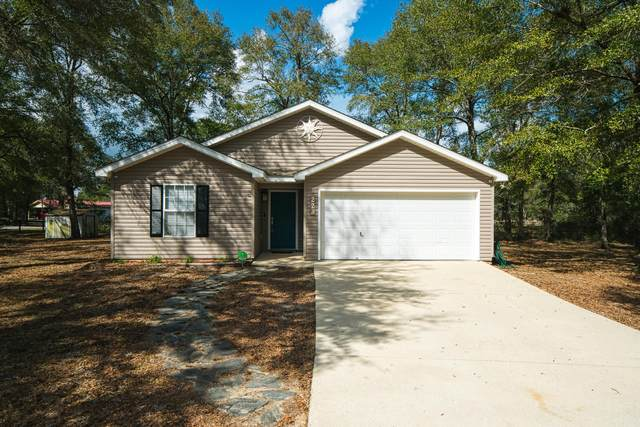 229 Timber Wind Drive, Defuniak Springs, FL 32433 (MLS #865872) :: Back Stage Realty