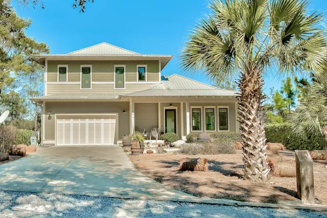 63 Cove Creek Lane, Seacrest, FL 32461 (MLS #865887) :: Coastal Luxury