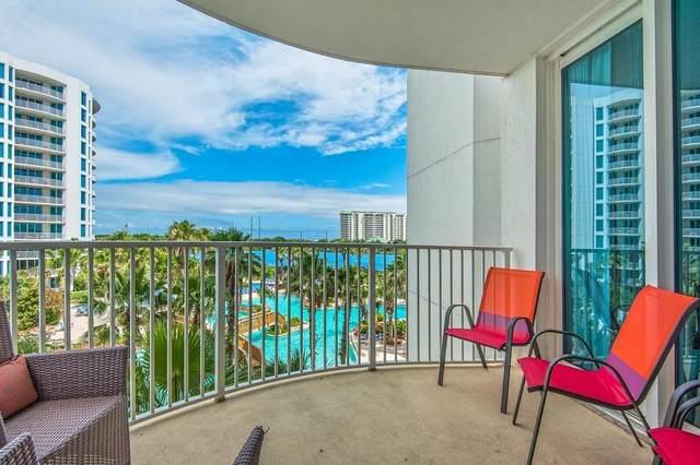4207 Indian Bayou Trail Unit 2413, Destin, FL 32541 (MLS #865899) :: Luxury Properties on 30A