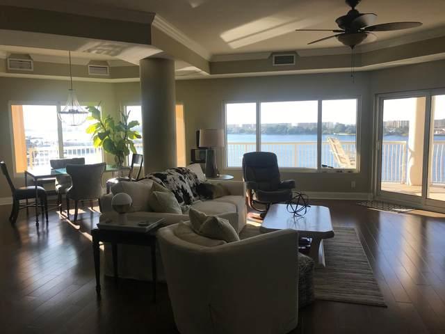 124 SW Miracle Strip Parkway Unit 906, Fort Walton Beach, FL 32548 (MLS #865906) :: Coastal Lifestyle Realty Group