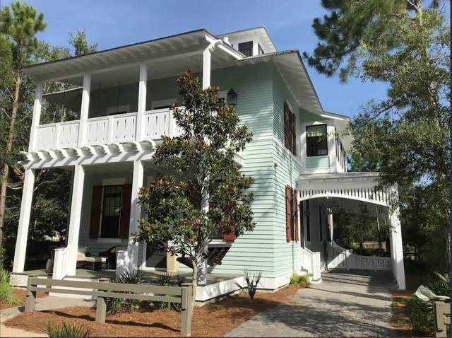 309 Spartina Circle, Santa Rosa Beach, FL 32459 (MLS #865908) :: Scenic Sotheby's International Realty