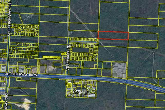 lot 11 Off Hwy 98 W, Santa Rosa Beach, FL 32459 (MLS #865916) :: Counts Real Estate Group