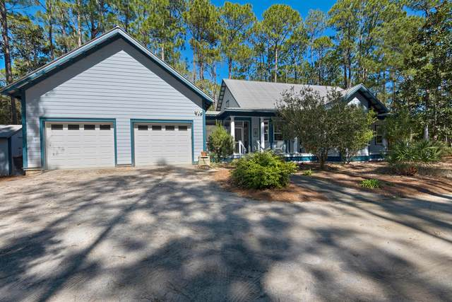 229 N Brookwood Drive, Santa Rosa Beach, FL 32459 (MLS #865928) :: Berkshire Hathaway HomeServices Beach Properties of Florida