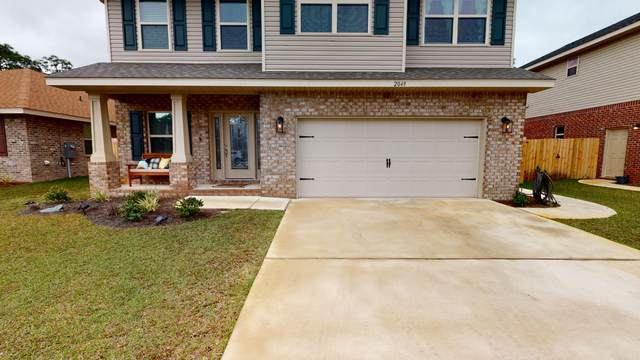 2049 Sunset Pine Way, Gulf Breeze, FL 32563 (MLS #865938) :: The Chris Carter Team