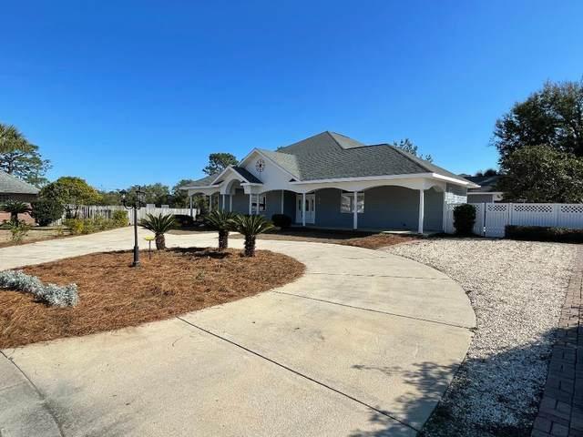 215 S Hampton Court, Niceville, FL 32578 (MLS #865970) :: Luxury Properties on 30A
