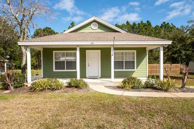 243 Hunters Road, Santa Rosa Beach, FL 32459 (MLS #865975) :: Berkshire Hathaway HomeServices Beach Properties of Florida