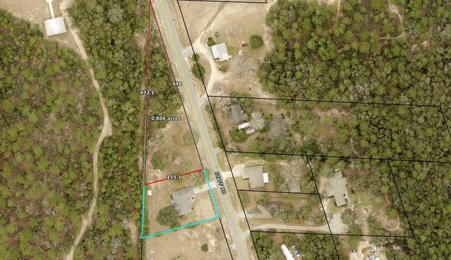 Lot Staff Road, Crestview, FL 32536 (MLS #865981) :: Better Homes & Gardens Real Estate Emerald Coast