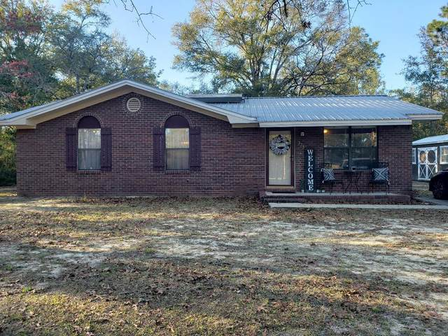375 Phil Harris Drive, Defuniak Springs, FL 32433 (MLS #865991) :: Linda Miller Real Estate
