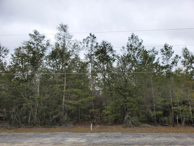 Lot 54 Windflower Street, Defuniak Springs, FL 32433 (MLS #865999) :: Back Stage Realty