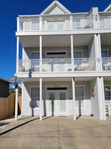 5810 Beach Drive, Panama City Beach, FL 32408 (MLS #866009) :: Berkshire Hathaway HomeServices Beach Properties of Florida