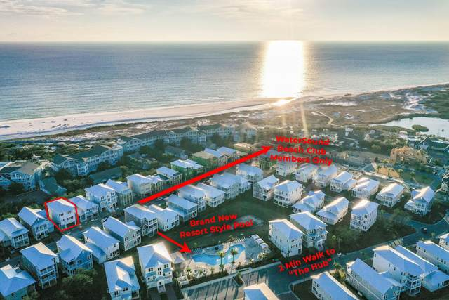 91 Siasconset Lane, Inlet Beach, FL 32461 (MLS #866012) :: Berkshire Hathaway HomeServices PenFed Realty