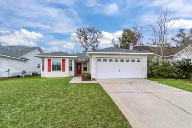964 John Wayne Circle, Fort Walton Beach, FL 32547 (MLS #866032) :: Berkshire Hathaway HomeServices Beach Properties of Florida