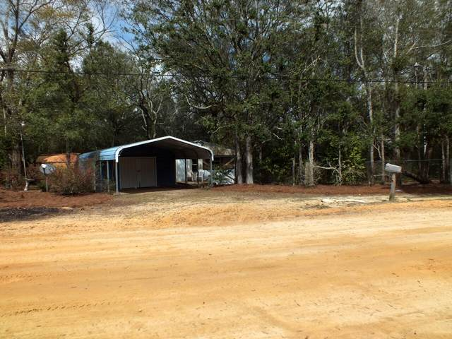 134 Double L Road, Defuniak Springs, FL 32433 (MLS #866033) :: Back Stage Realty