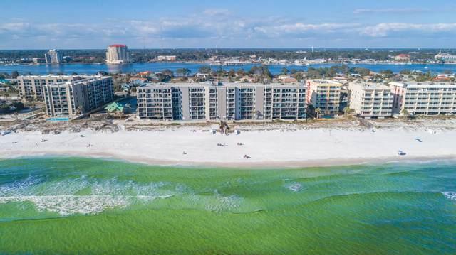 676 Santa Rosa Boulevard Unit 2J, Fort Walton Beach, FL 32548 (MLS #866034) :: Berkshire Hathaway HomeServices Beach Properties of Florida