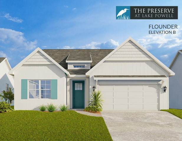 720 Landing Circle, Panama City Beach, FL 32413 (MLS #866070) :: Back Stage Realty