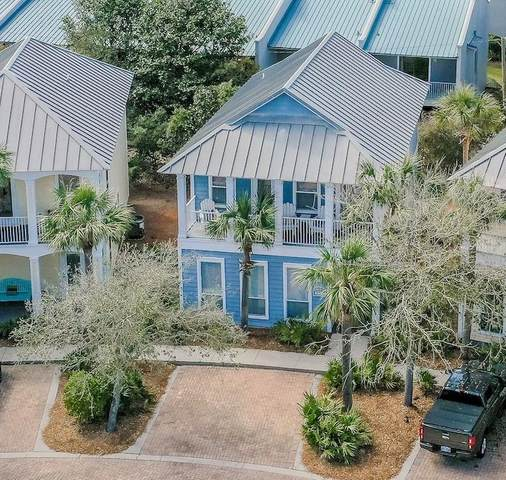 27 Cottage Row, Miramar Beach, FL 32550 (MLS #866076) :: Coastal Lifestyle Realty Group
