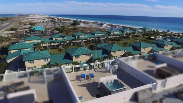 1517 SE Miracle Strip Parkway Ph4, Fort Walton Beach, FL 32548 (MLS #866083) :: The Chris Carter Team
