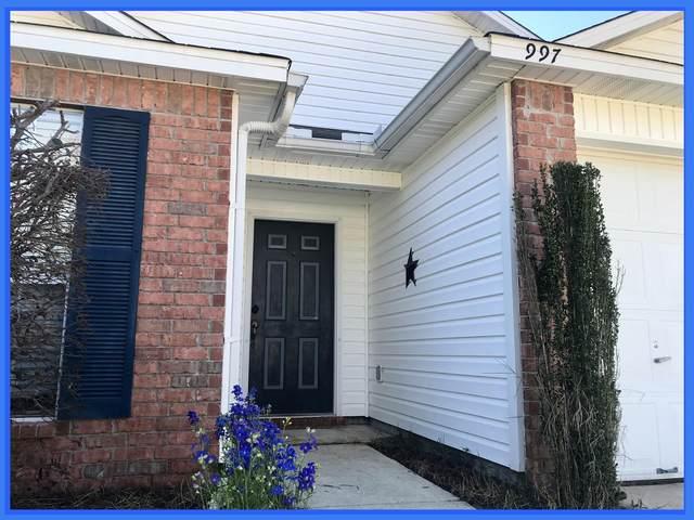 997 John Wayne Circle, Fort Walton Beach, FL 32547 (MLS #866086) :: The Chris Carter Team