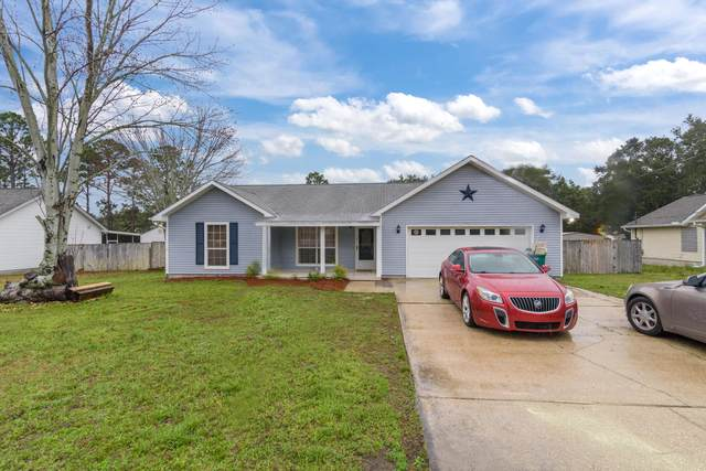 8528 Misty Ridge Lane, Navarre, FL 32566 (MLS #866087) :: The Chris Carter Team