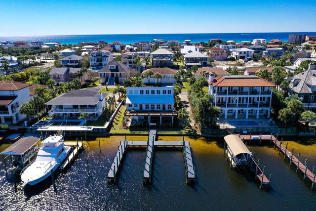 611 Lagoon Drive, Destin, FL 32541 (MLS #866094) :: The Honest Group