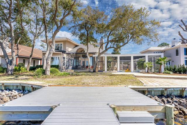 3016 Bay Villas Drive, Miramar Beach, FL 32550 (MLS #866107) :: Classic Luxury Real Estate, LLC