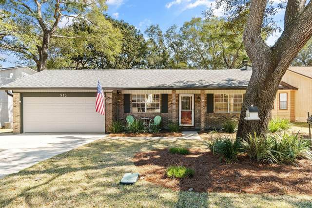 515 Matthew Street, Niceville, FL 32578 (MLS #866117) :: The Chris Carter Team
