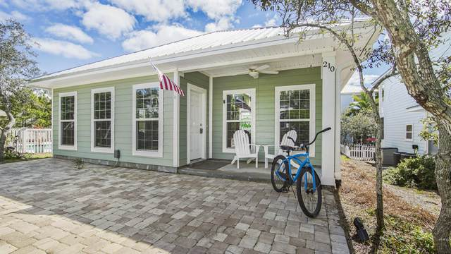 210 Ventana Boulevard, Santa Rosa Beach, FL 32459 (MLS #866119) :: Berkshire Hathaway HomeServices Beach Properties of Florida