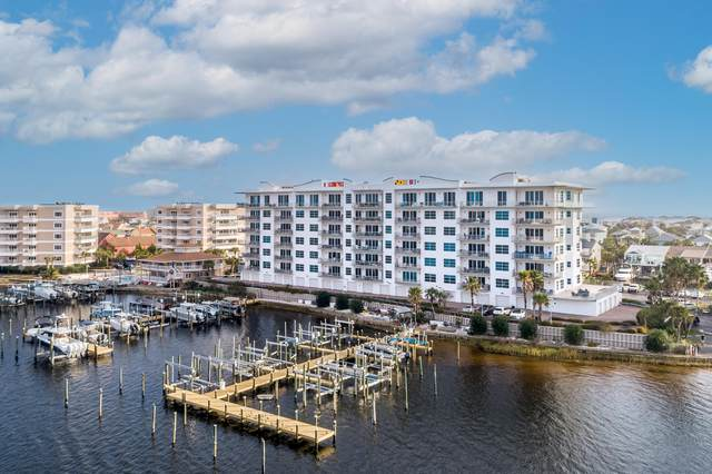 211 Durango Road Unit 211, Destin, FL 32541 (MLS #866126) :: Back Stage Realty